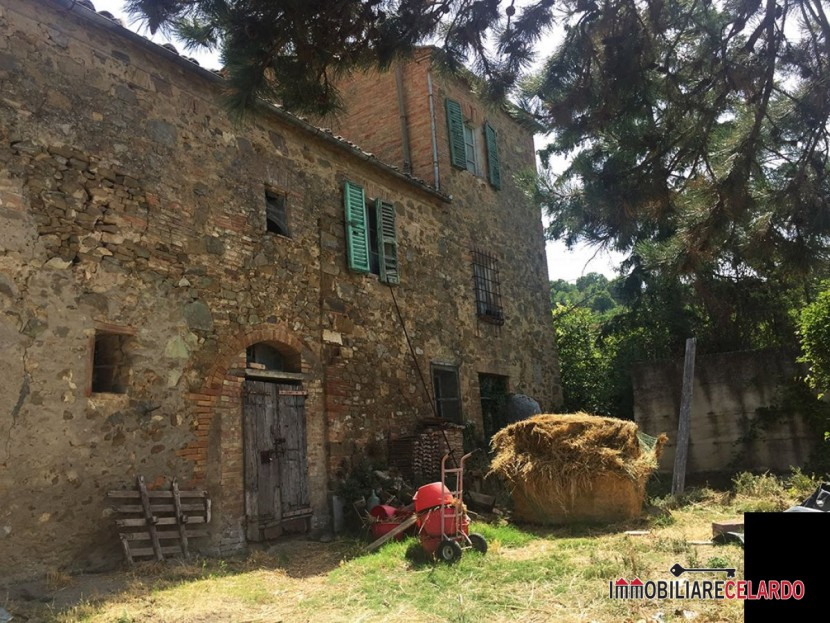 For Sale farm montalcino - Brunello Montalcino winery Locality