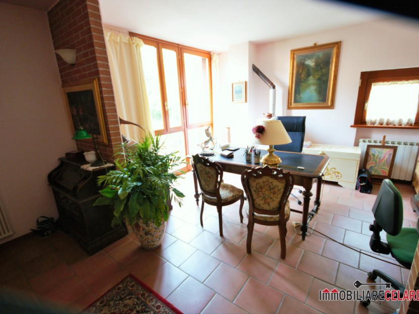 Sale villas Colle di Val d'Elsa - Terraced house excellent finishes Locality