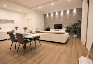 Totally renovated apartment